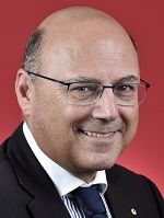 Official portrait of Arthur Sinodinos